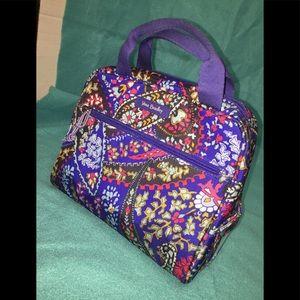 Vera Bradley's Lunch Bag; Great Makeup Bag too!